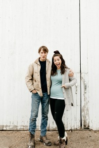 Molly Yeh, Nick Hagen, Girl Meets Farm, Pregnant, Chantell Lauren Photography