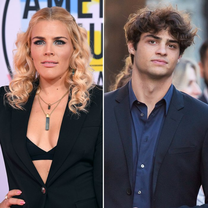 Busy Philipps Says Noah Centineo Ghosted Her Friend: Watch His Reaction
