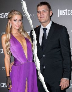 Paris Hilton Chris Zylka Breakup