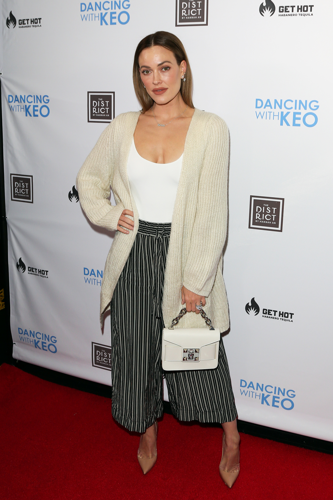 Peta Murgatroyd and Maksim's Son Prefers One Parent - Peta Murgatroyd attends the launch party for 'Dancing With Keo' at The District by Hannah An on October 12, 2018 in Los Angeles, California.
