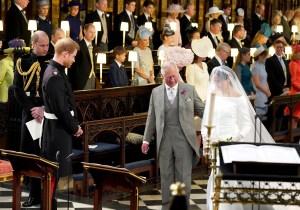 Prince-Harry,-Charles-and-Meghan-wedding