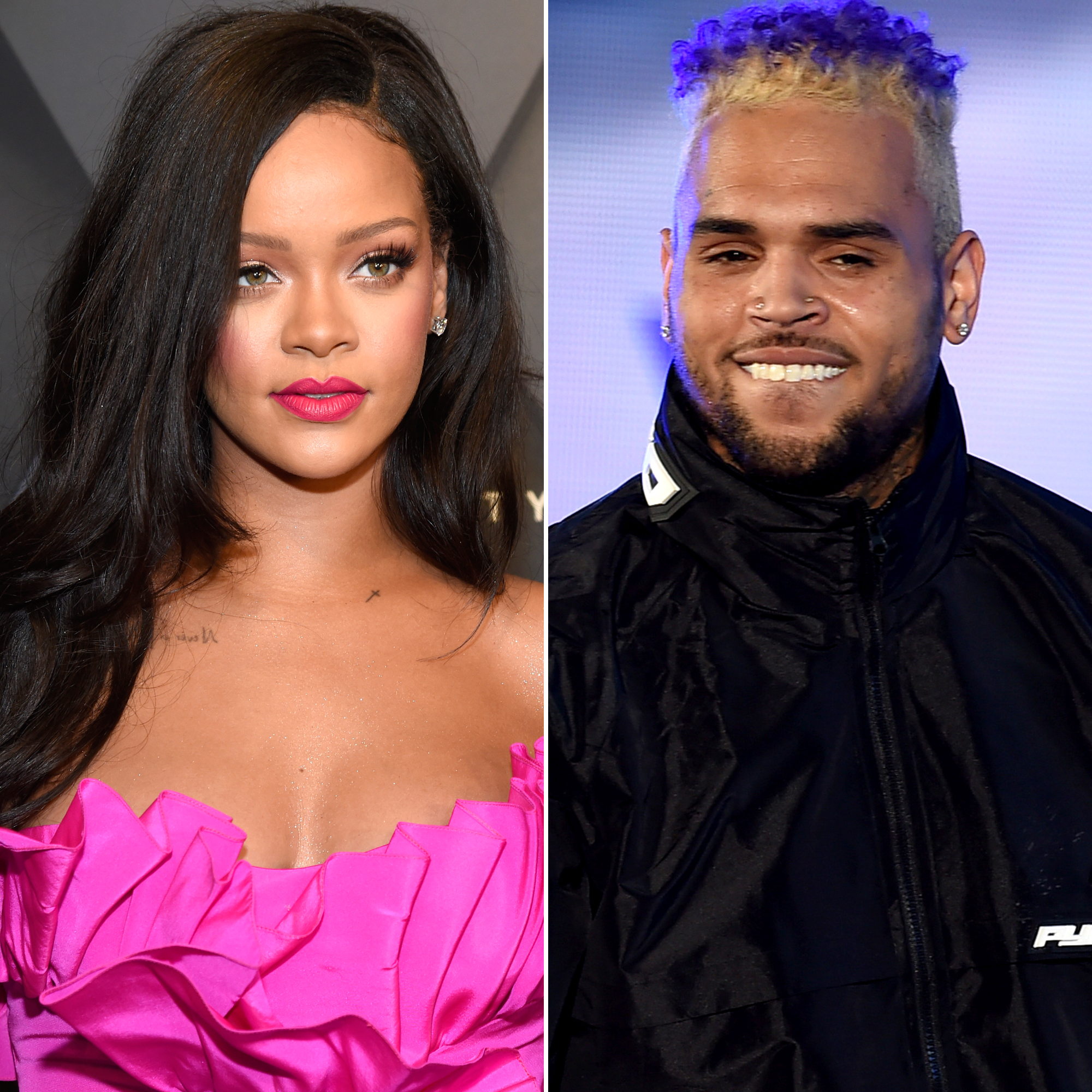 02c740c0a48 Rihanna and Ex Chris Brown Are Still 'in Frequent Contact With Each Other'