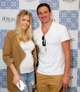 Ryan Lochte and Kayla Rae Reid pregnant