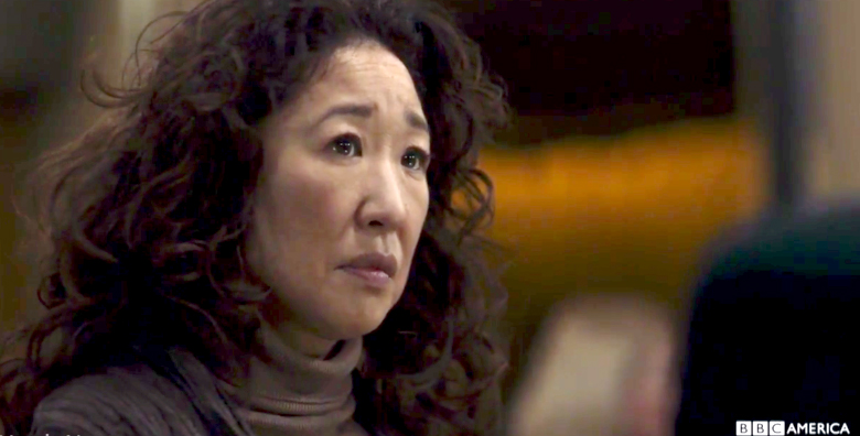 Sandra-Oh-Killing-Eve - Oh is definitely back! The Grey's Anatomy alum crushed it on the ABC medical drama but took on an entirely new challenge when stepping into the role of Eve Polastri on Killing Eve , allowing her to show off her humor, timing and complexity.
