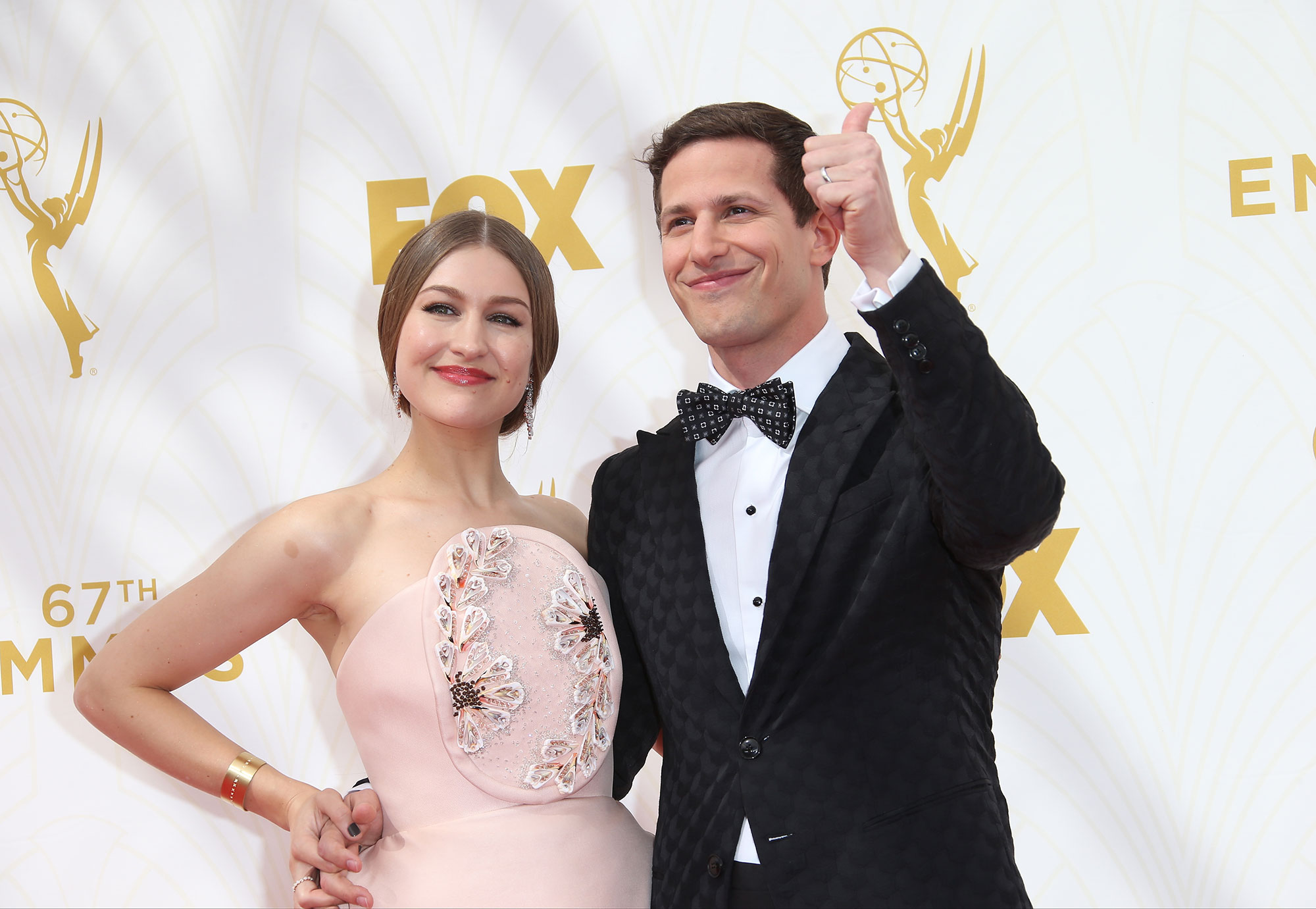 Andy Samberg Joanna Newsom - The Brooklyn Nine-Nine star's wife gave birth to the couple's daughter after they kept her pregnancy a secret, with a rep for Samberg exclusively confirming the happy news to Us in August 2017.