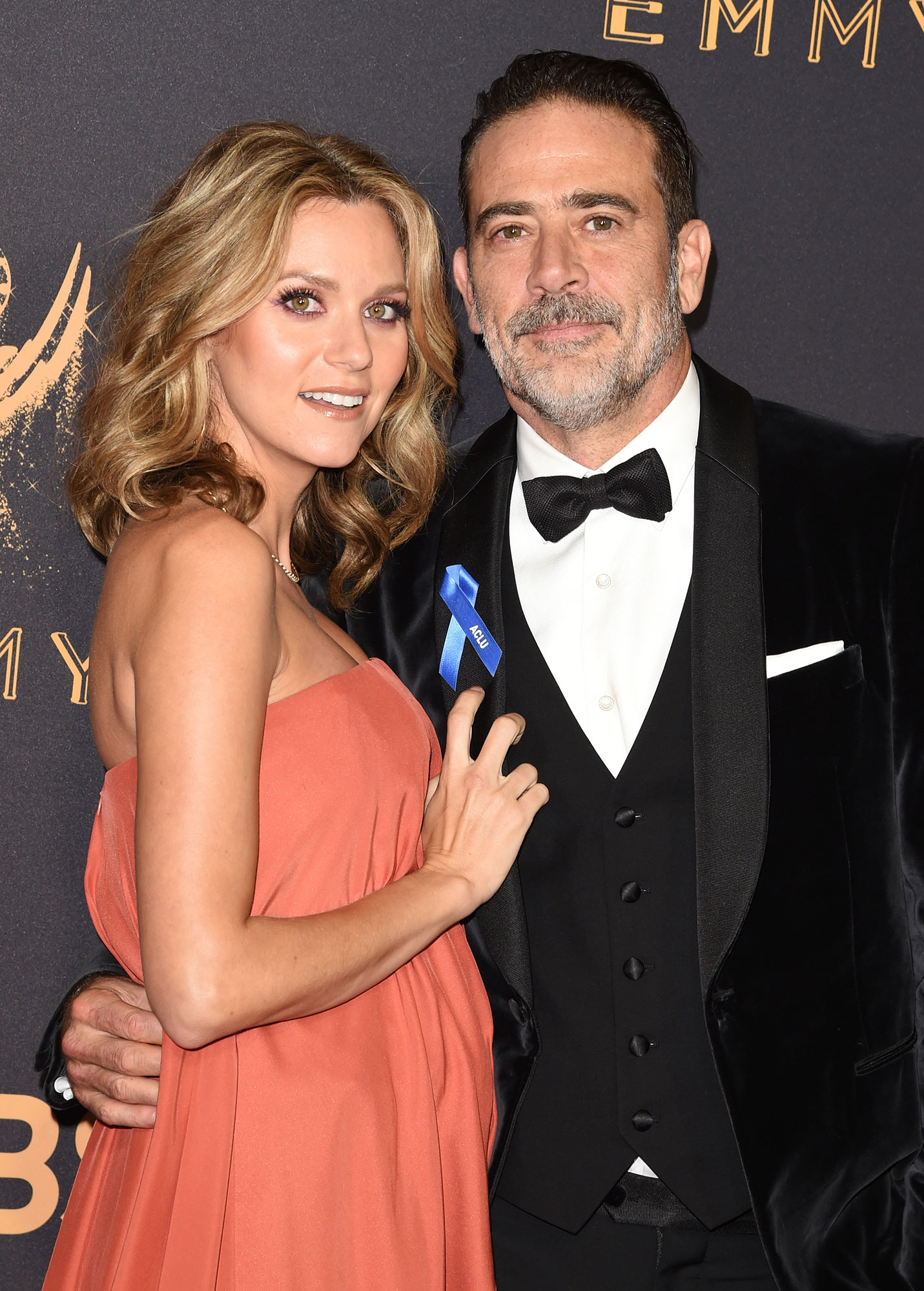 Jeffrey Dean Morgan Hilarie Burton - The One Tree Hill Alum secretly and the Walking Dead actor secretly welcomed son Augustus in early 2010, as Us revealed that May.