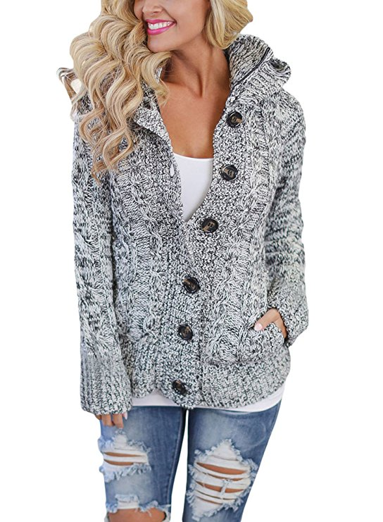This Cozy Sweater Coat Is The Perfect Match For Winter
