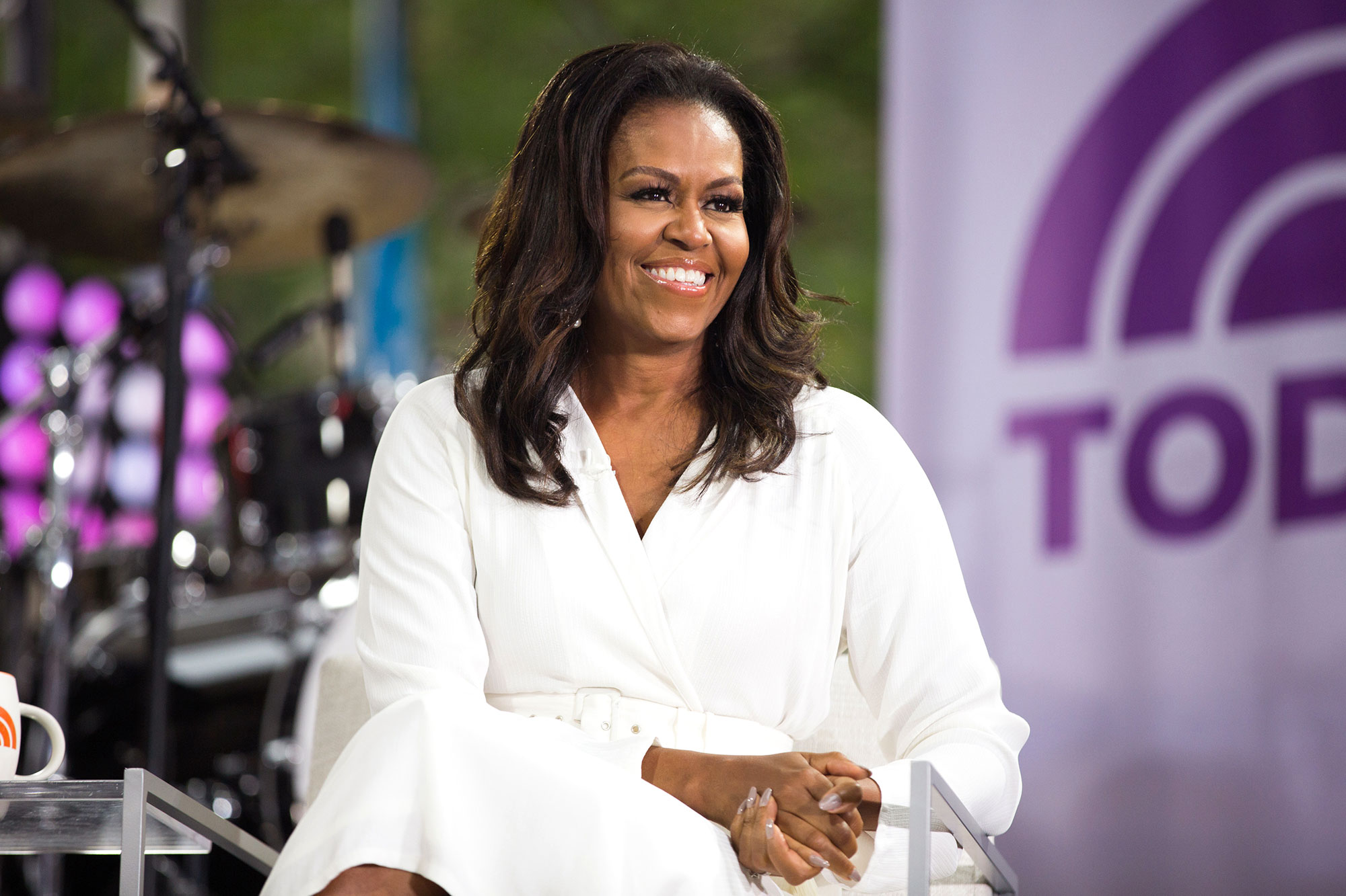"""Michelle Obama - The former first lady and 44th president Barack Obama used IVF to conceive their daughters Malia and Sasha. ''We had one pregnancy test come back positive, which caused us both to forget every worry and swoon with joy,"""" the Harvard Law graduate wrote in her memoir Becoming. """"But a couple of weeks later I had a miscarriage, which left me physically uncomfortable and cratered any optimism we felt."""