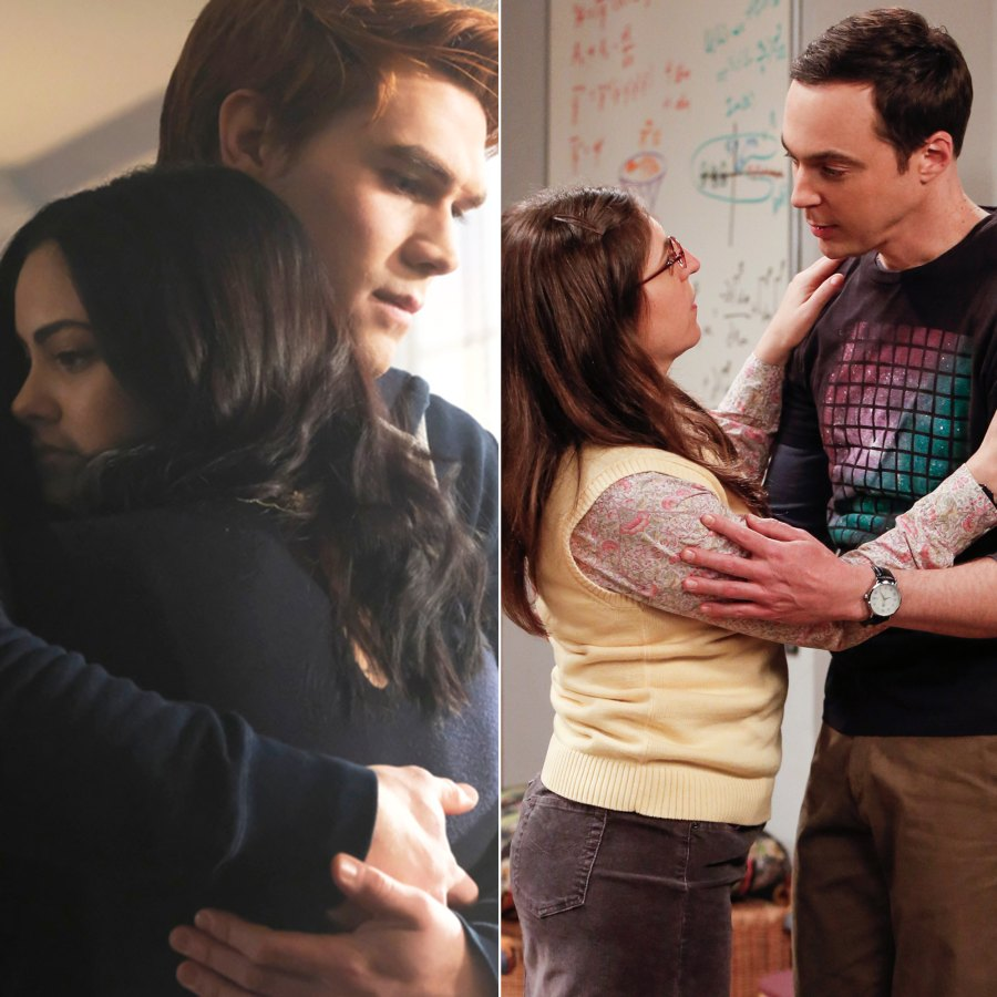 TV Couples We're Thankful For