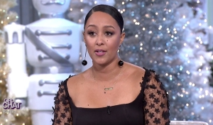 Tamera Mowry returns to The Real
