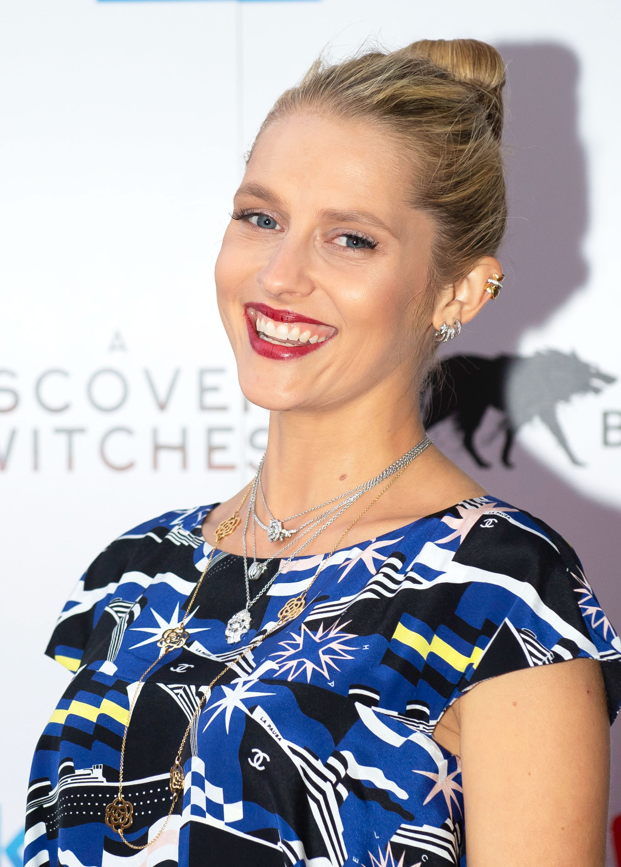 Teresa Palmer - CARDIFF, WALES – SEPTEMBER 05: Teresa Palmer attends the UK Premiere of 'A Discovery Of Witches' at Cineworld on September 5, 2018 in Cardiff, Wales. (Photo by Matthew Horwood/Getty Images)