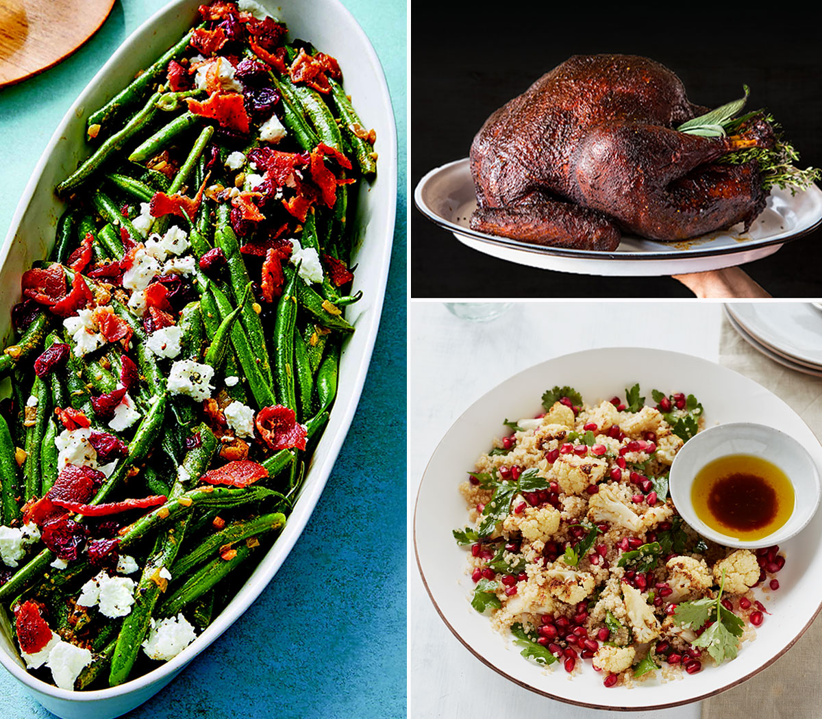 Thanksgiving Recipes From Stars and Celeb Chefs: Turkey, Mashed Potatoes and More