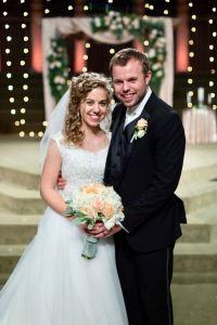 John-David Duggar and Abbie Grace Burnett