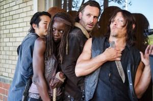 Walking Dead Goodbye