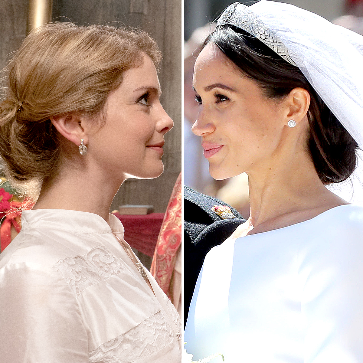 Royal Wedding Time In Us.A Christmas Prince 2 Was Very Similar To The 2018 Royal Wedding