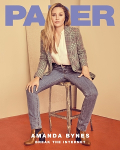 Amanda Bynes for Paper Magazine