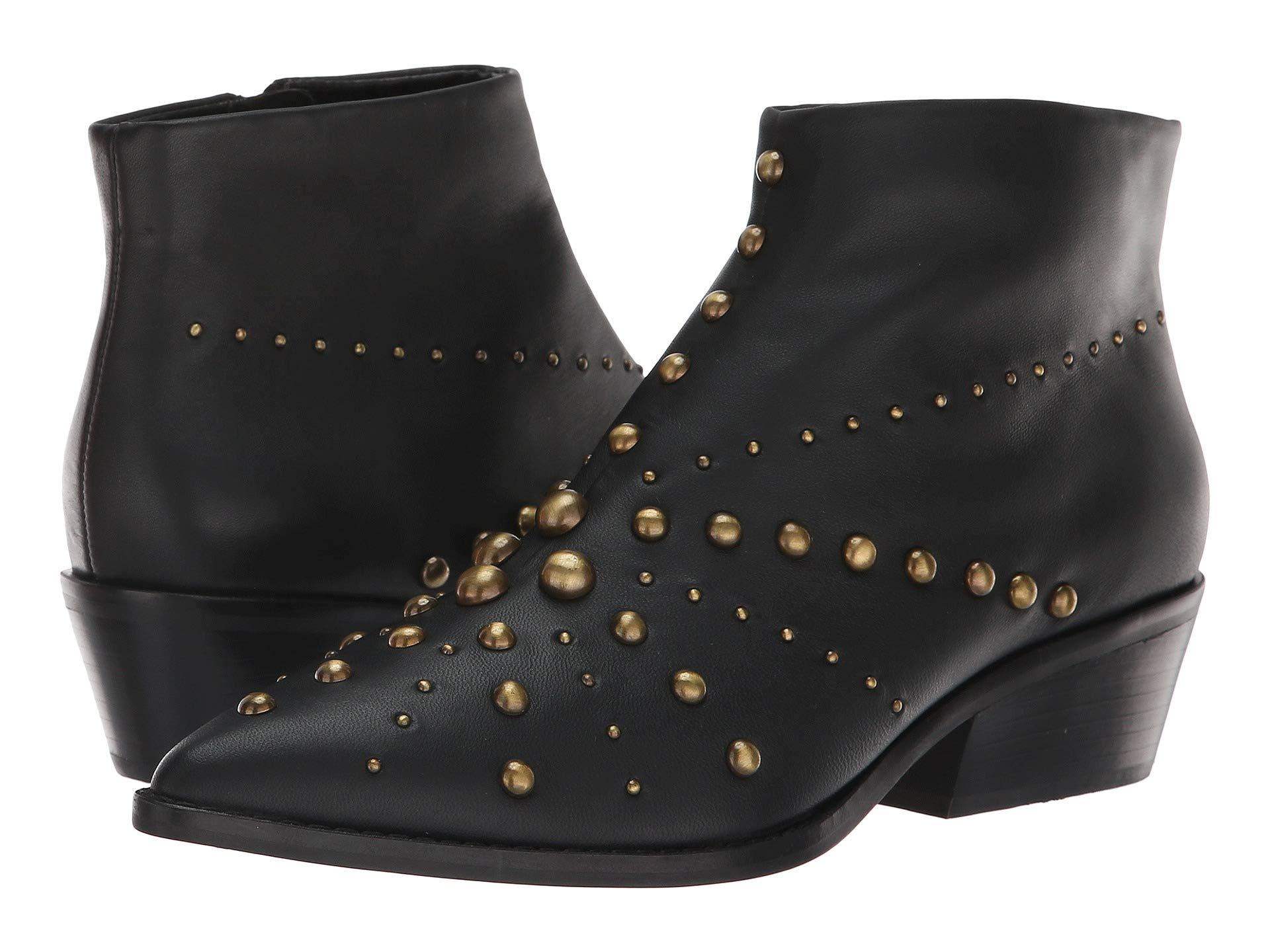 ankle boots 1.state sobel black nappa design