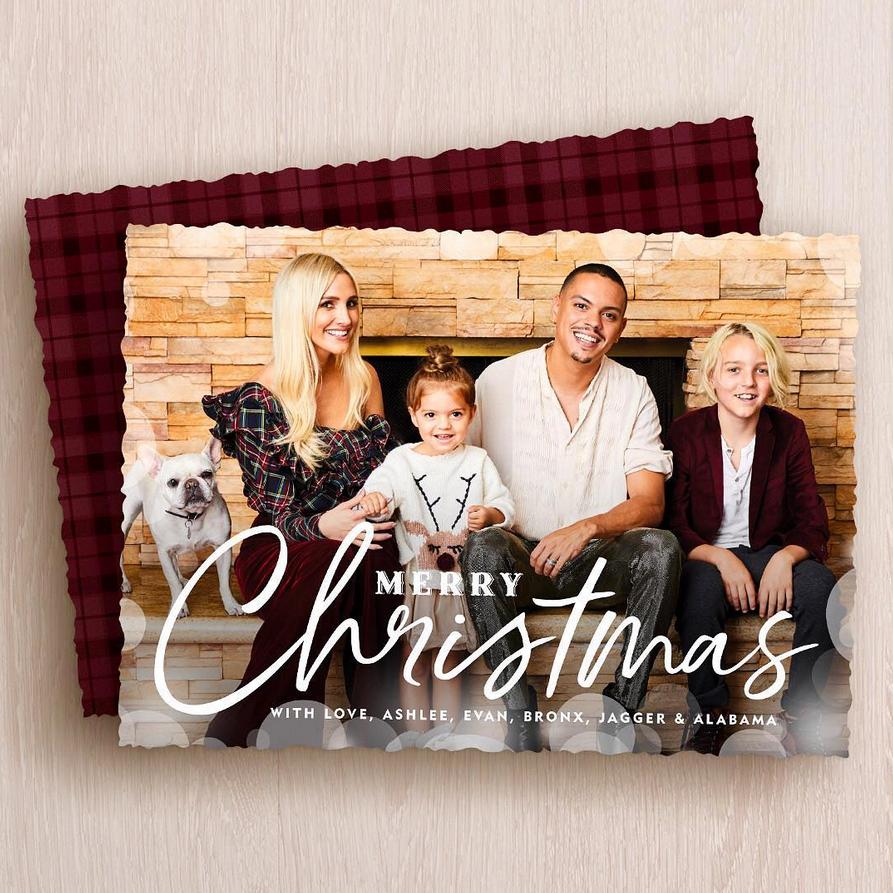 ashlee-simpson-evan-ross-holiday-card
