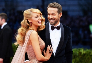 Ryan Reynolds Jokes That Blake Lively Is the Woman Who Had Sex With 20 Ghosts