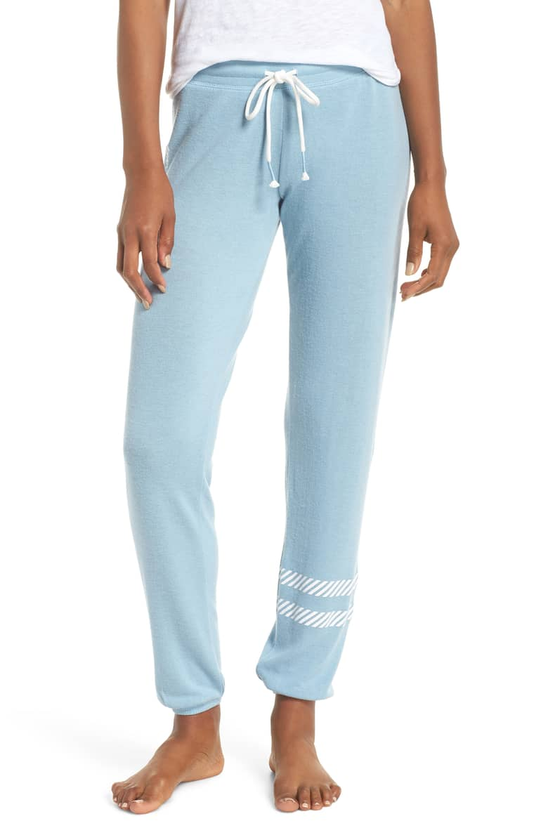 blue jogger pants pj salvage cyber monday