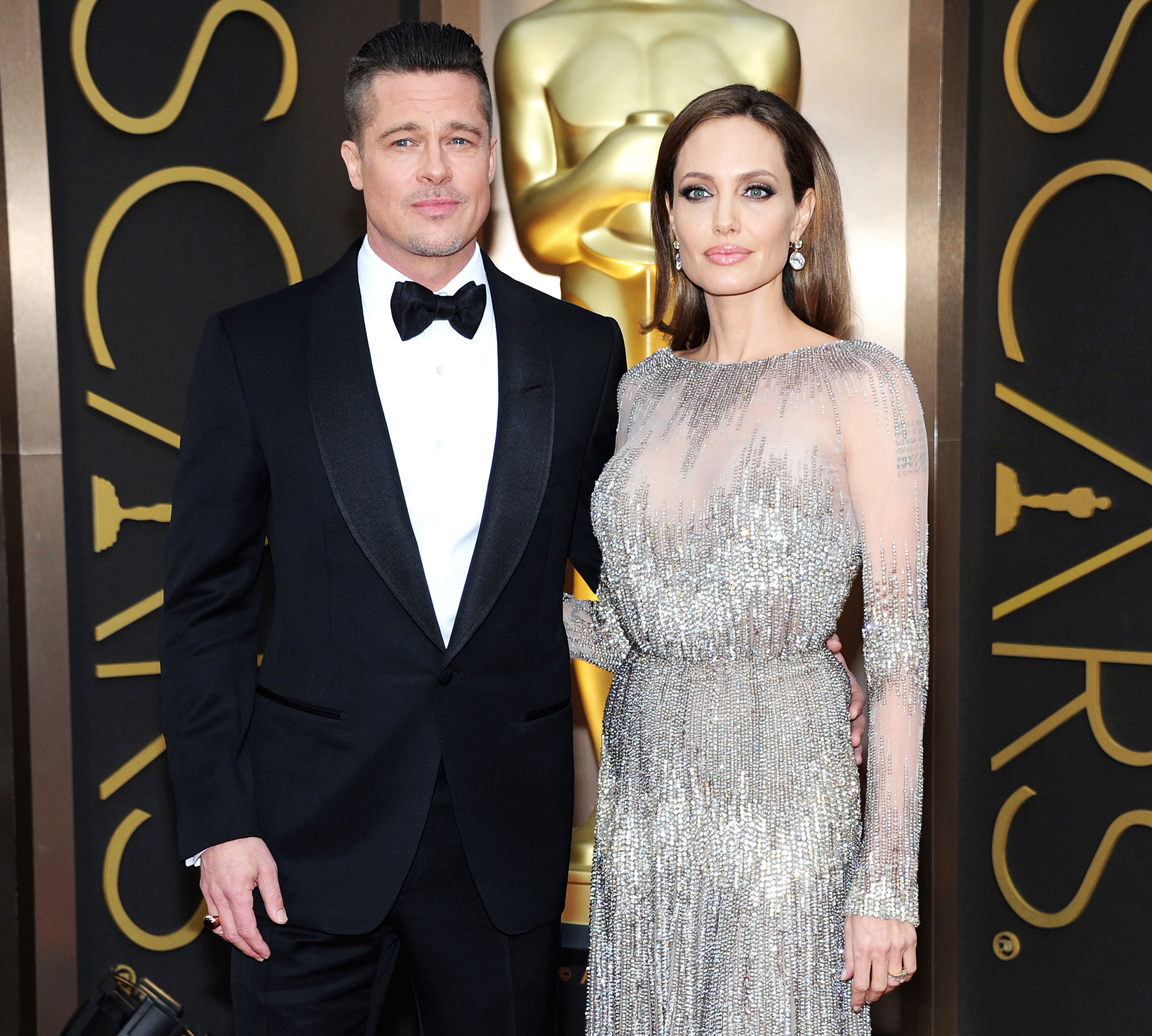 Brad Pitt And Angelina Jolie Wedding Pictures: Brad Pitt, Angelina Jolie Request More Time To Settle Custody