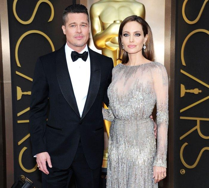 Brad Pitt Angelina Jolie Request More Time Custody Battle Settlement