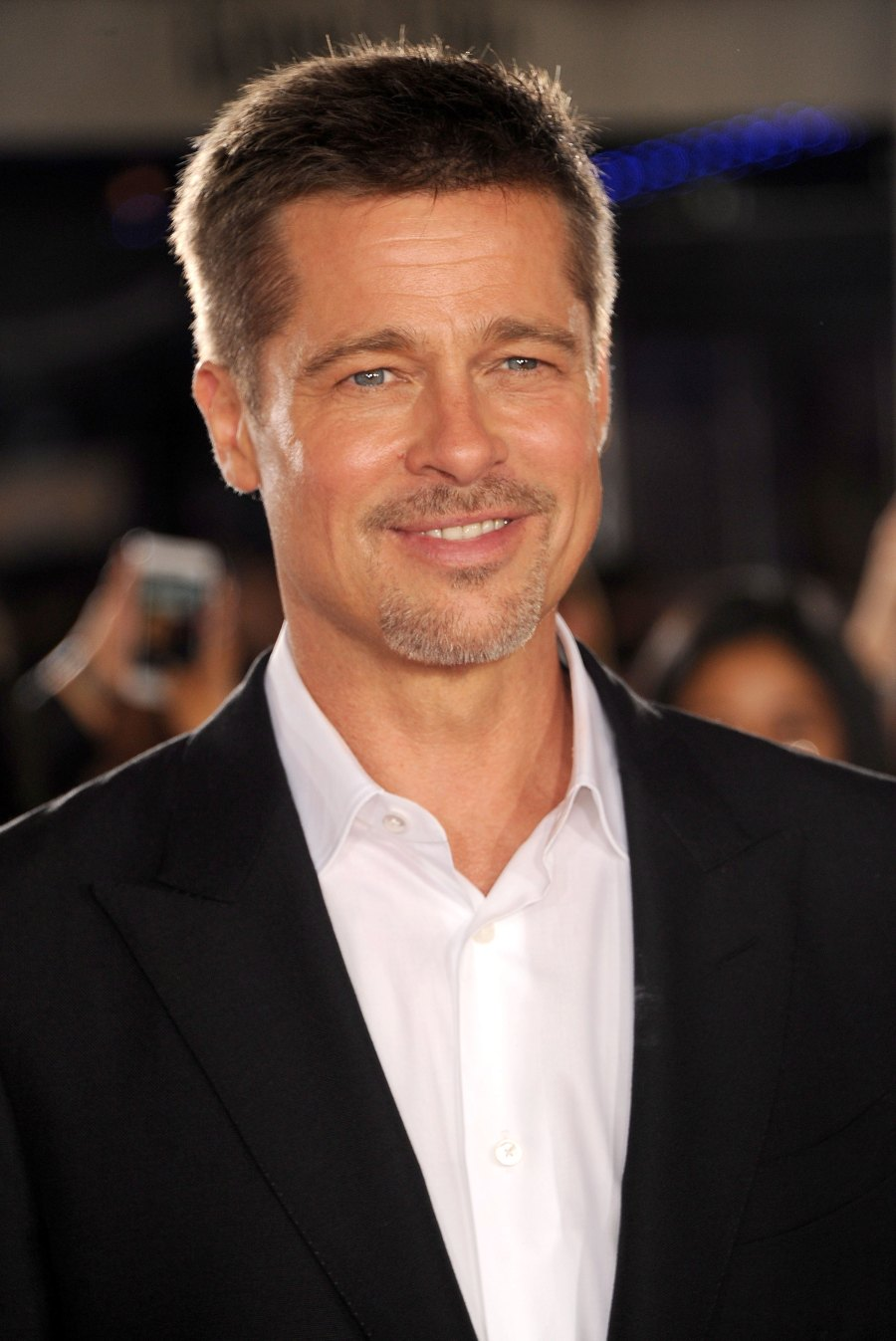 Brad Pitt Sober