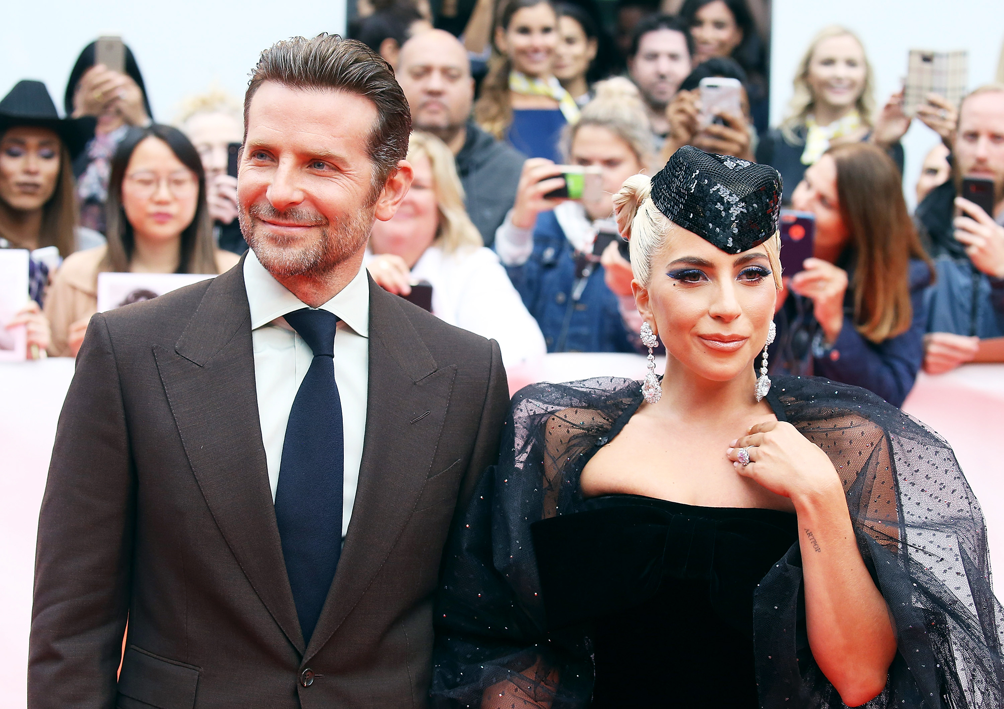 Lady Gaga Talks Prospect of Baby Story Line in 'A Star Is Born'