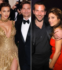 bradley cooper dating timeline