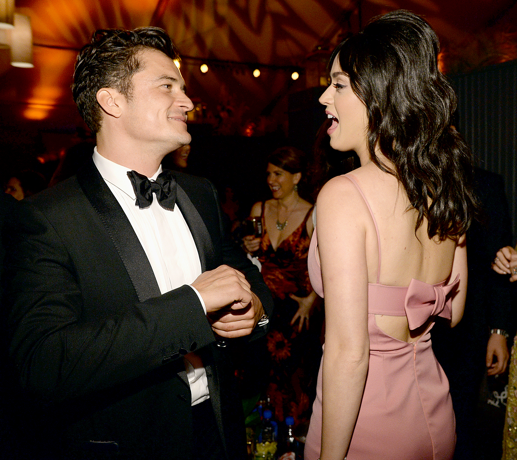 """breakup katy perry orlando bloom - Us broke the news that the duo pressed pause on their romance . """"Orlando and Katy are taking respectful, loving space at this time,"""" their reps said in an exclusive statement to Us ."""