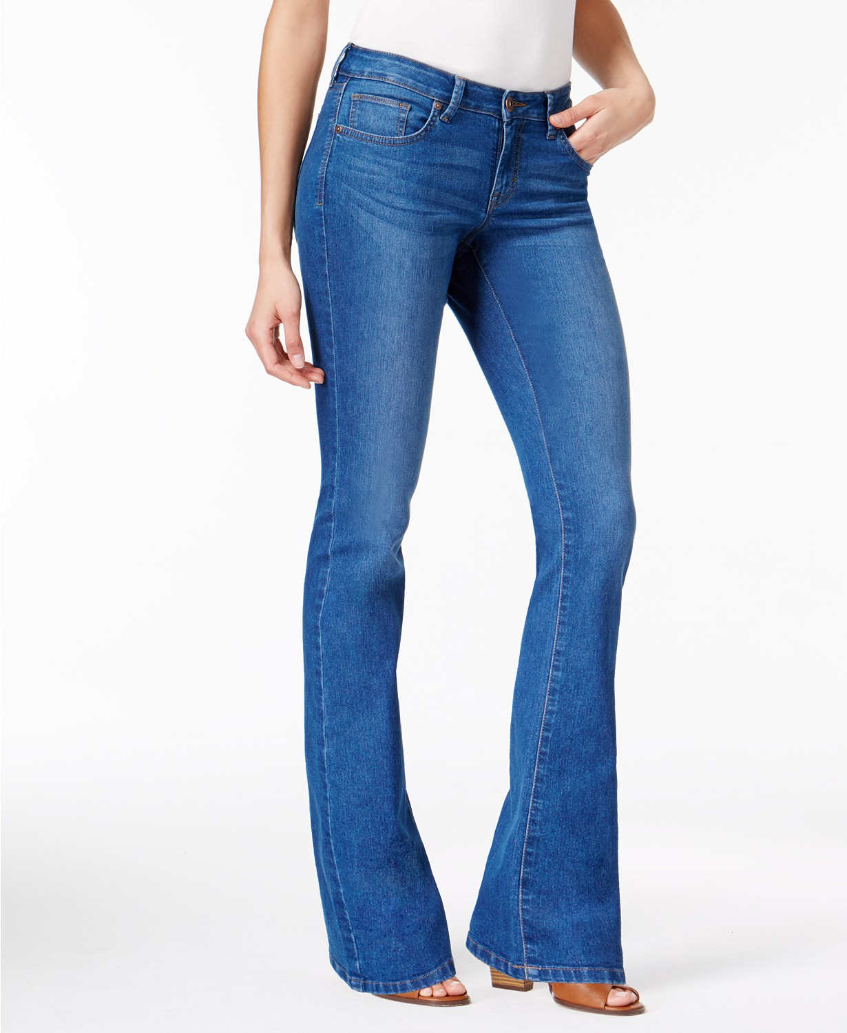 capside Style & co jeans flared legs