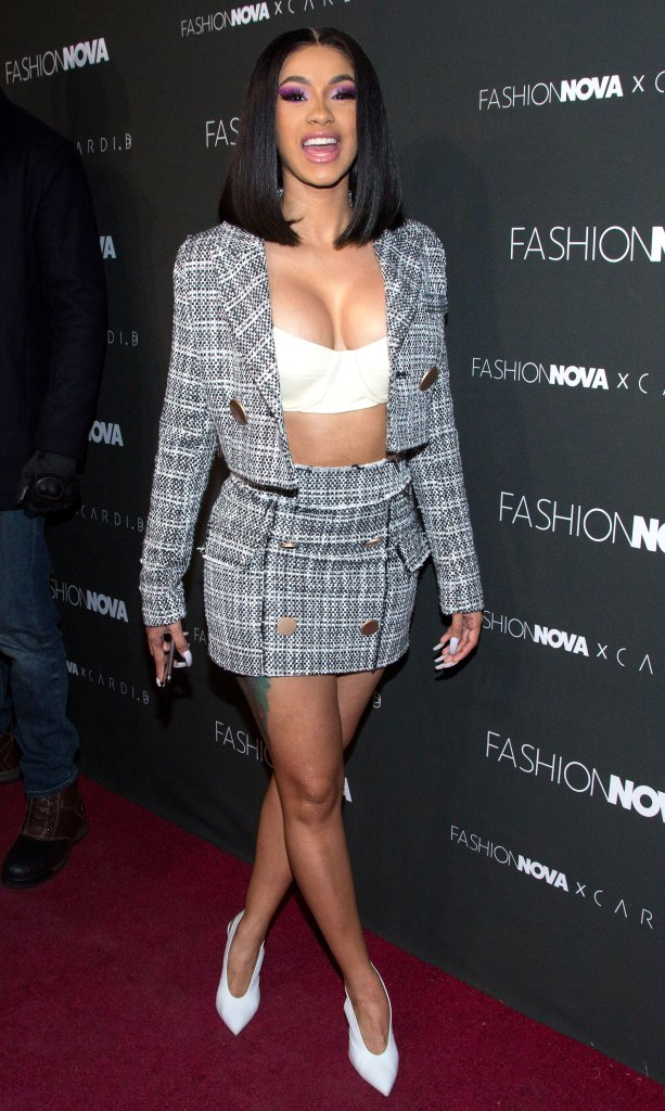 Cardi B Outfits: Cardi B, Offset Differ On Date Night Outfits