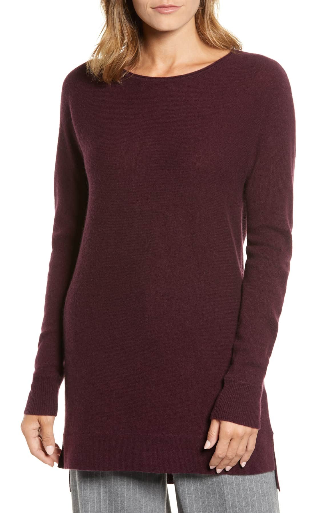 This On-Sale Cashmere Wool Sweater Is a Must-Have for Fall