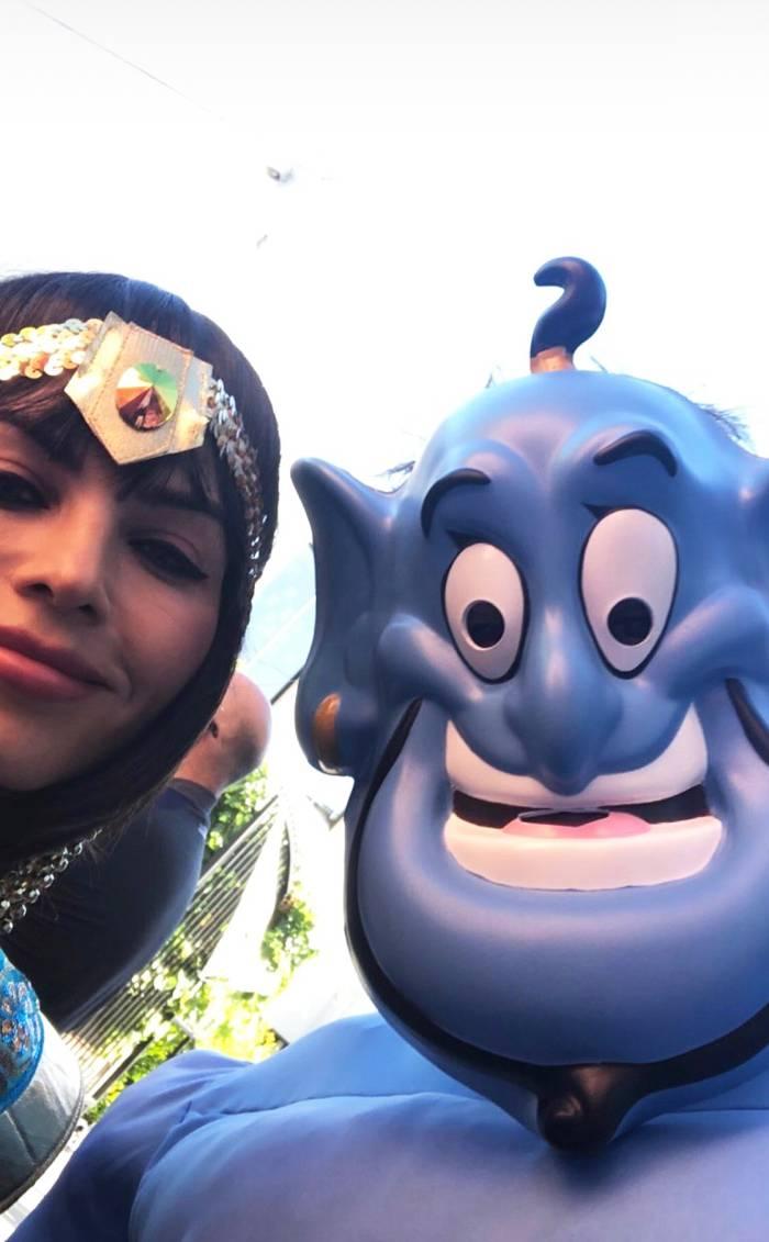 Channing Tatum Jenna Dewan Reunite Halloween