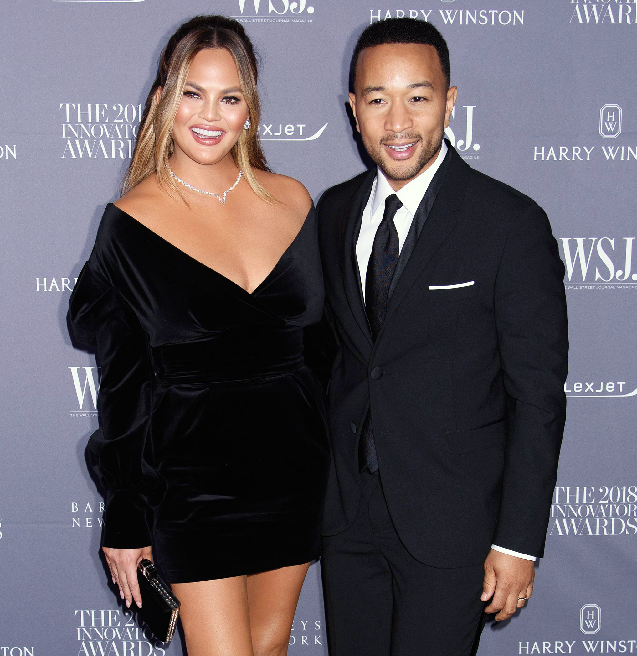 John Legend Chrissy Teigen Miles Bad Mood