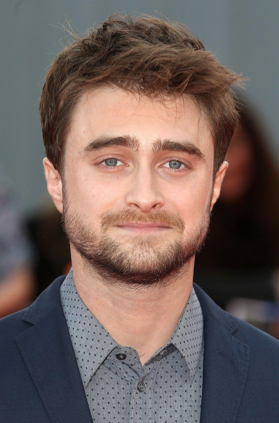 Daniel Radcliffe Sober
