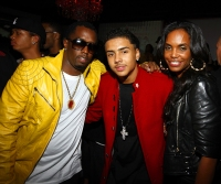 Diddy and Kim Porter's Relationship as Coparents