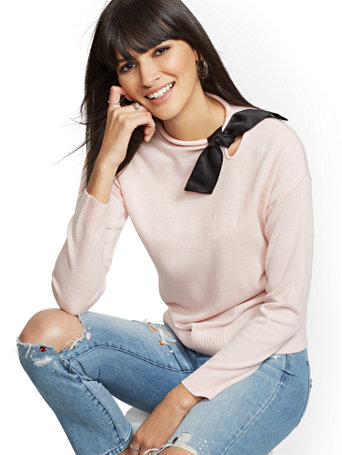 ny and co sweater