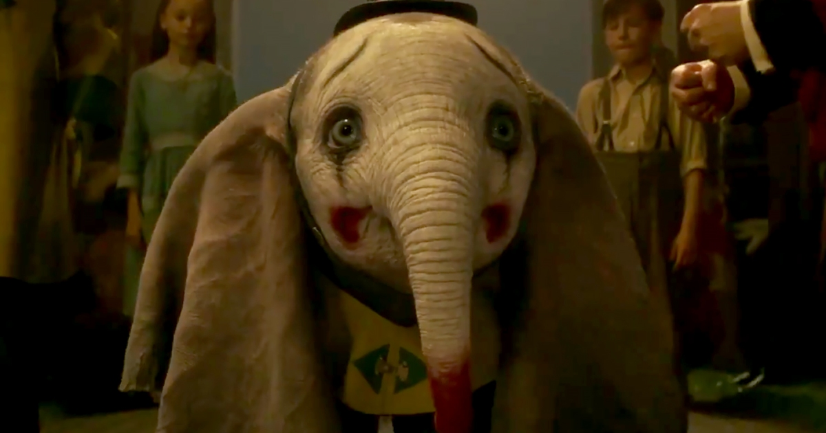 Dumbo Live Action Film Looks Like A Real Tearjerker In