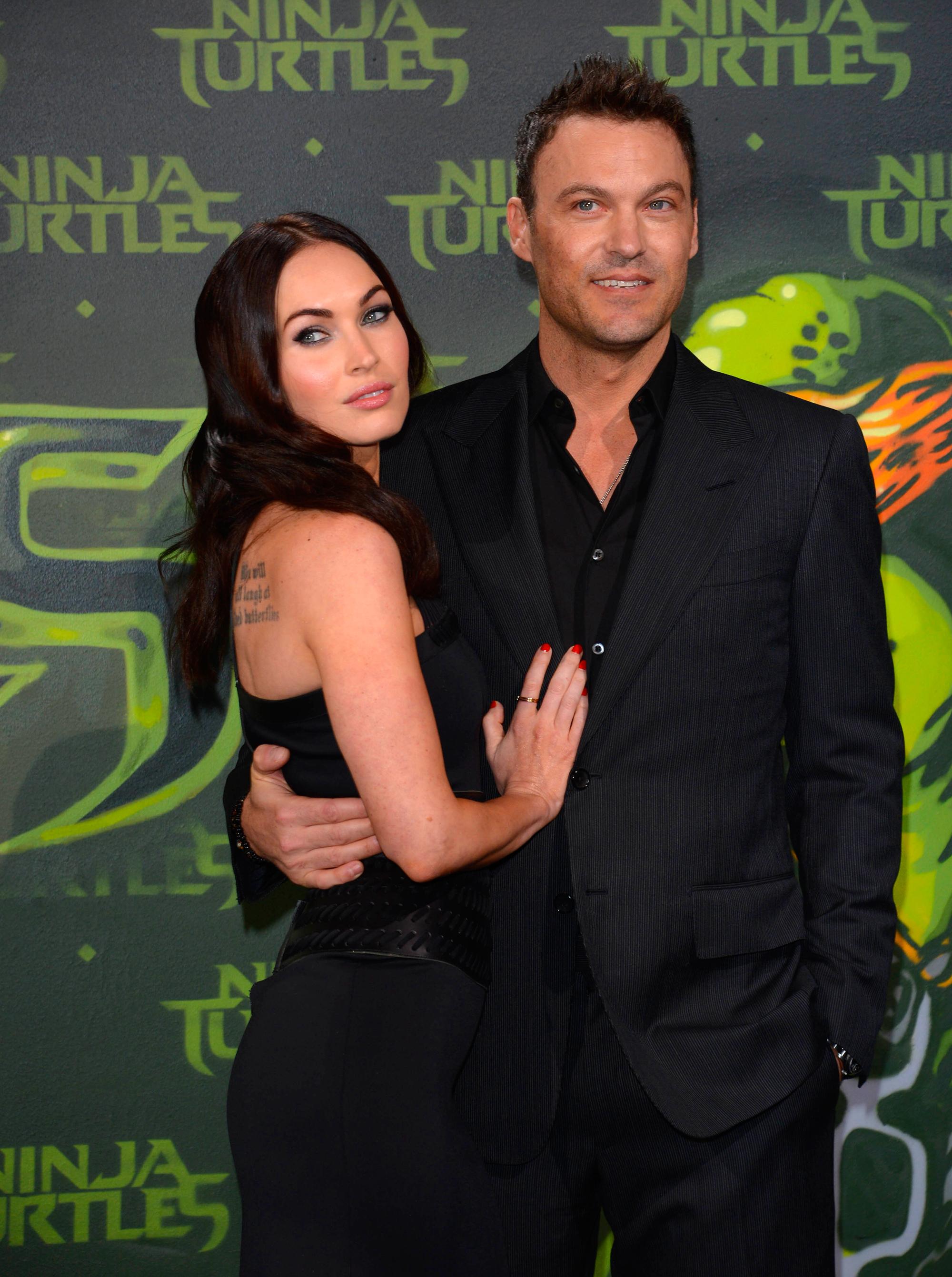 som er Megan Fox dating