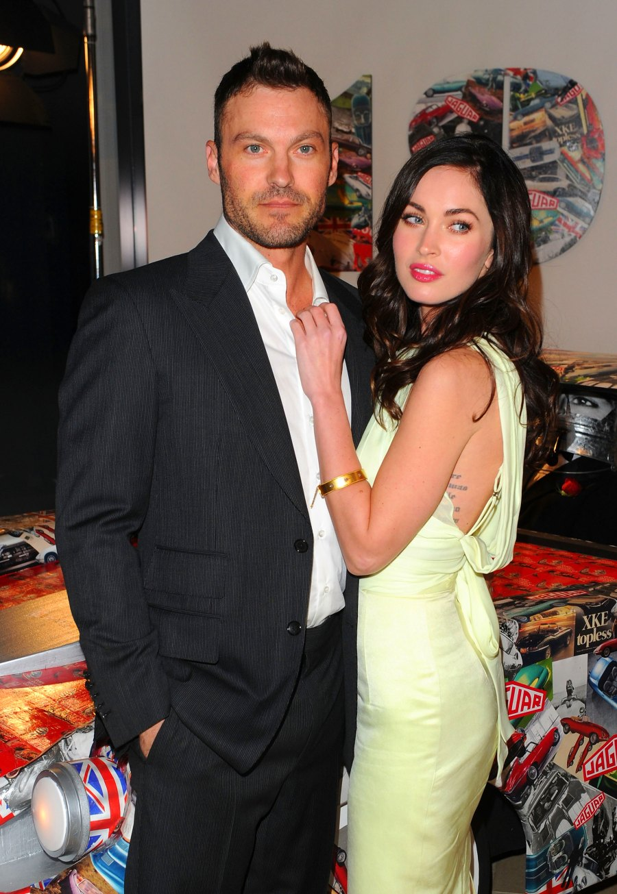 Megan Fox and Brian Austin Green: The Way They Were