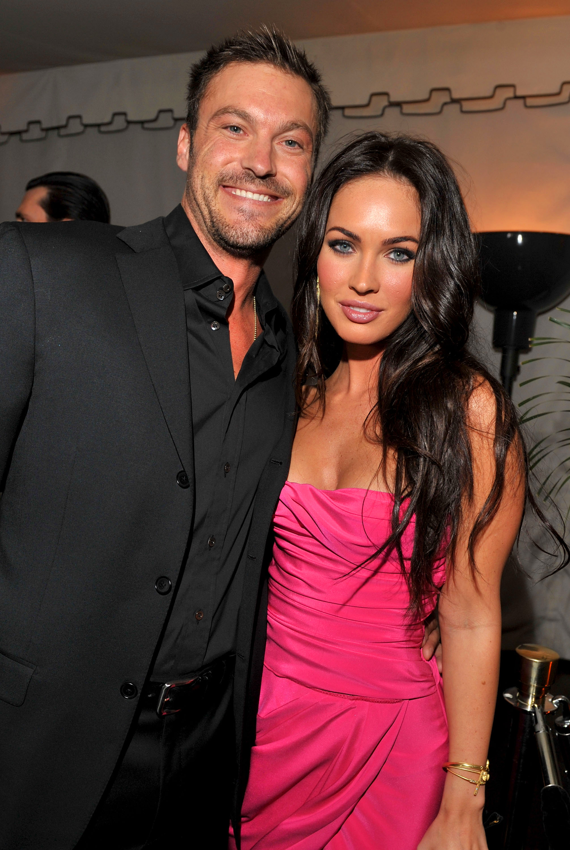 Megan Fox and Brian Austin Greens Ups and Downs Over the