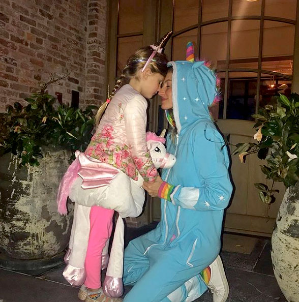 Giselle Daughter Halloween