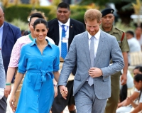 Prince Harry Duke of Sussex, Meghan Duchess of Sussex