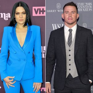 Jessie J Reveals at Concert Attended by BF Channing Tatum That She Is Unable to Have Children