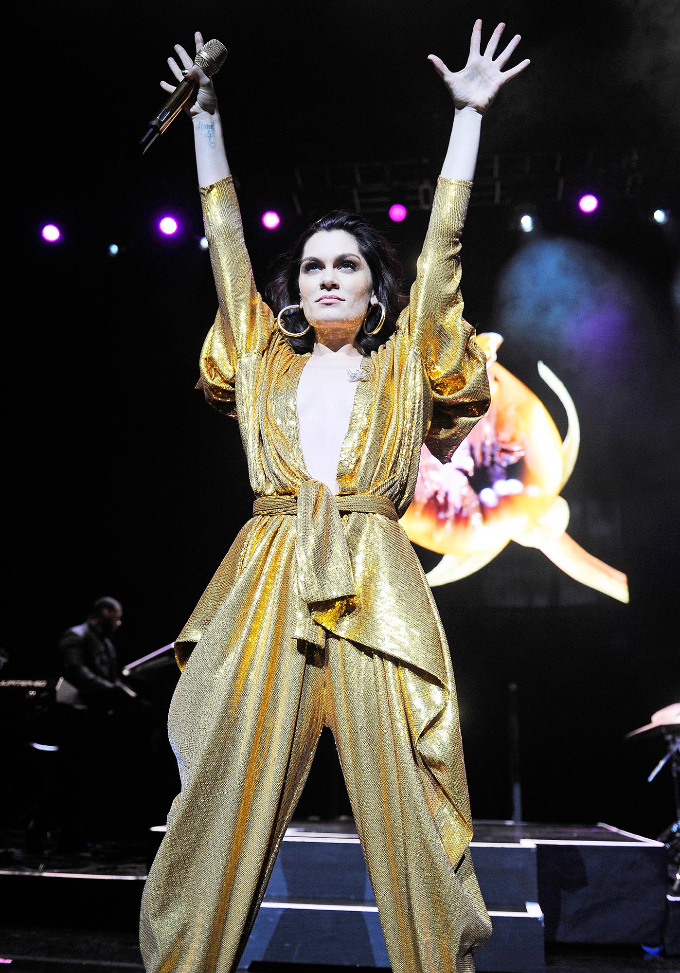 Channing Tatum Gushes Jessie J Royal Albert Hall Performance