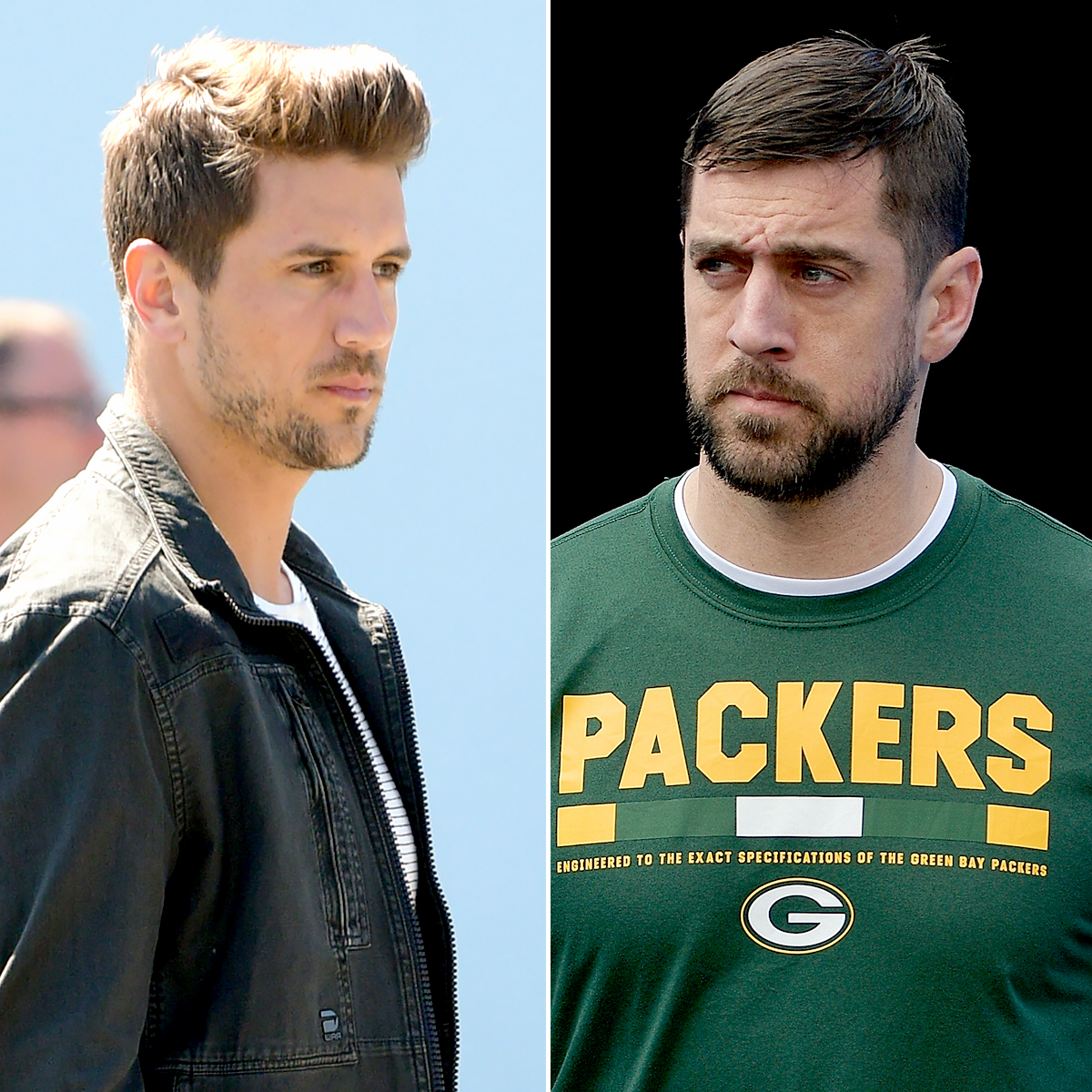 los angeles 2fc6a 2b1dc Inside Jordan Rodgers and Aaron Rodgers' Feud