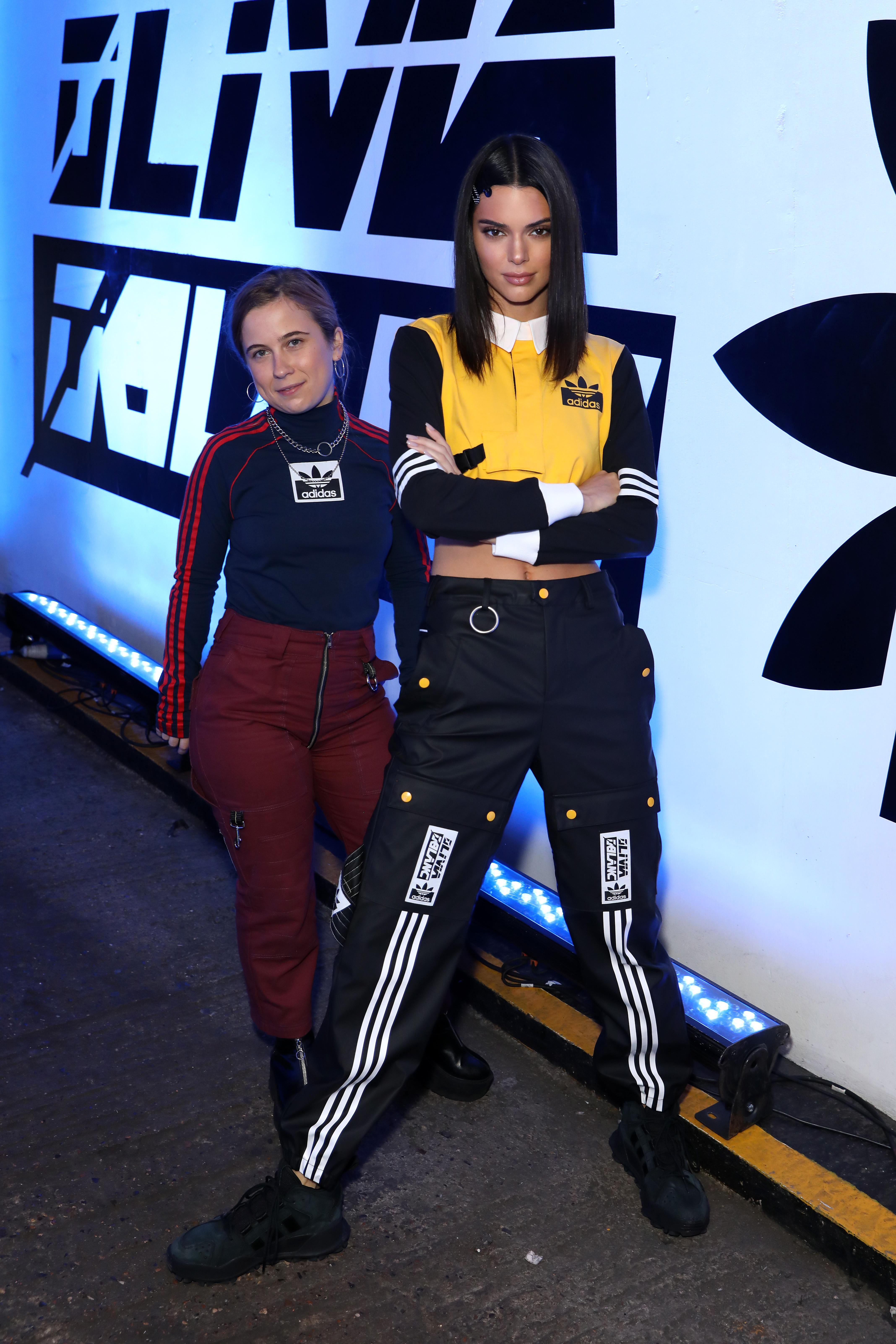 adidas rubberized utility pants