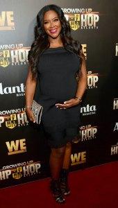 Kenya Moore Pregnant