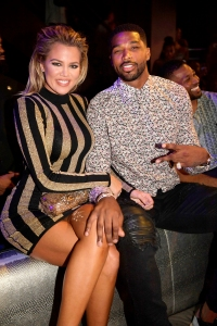 Khloe Kardashian and Tristan Thompson Spend Thanksgiving Together